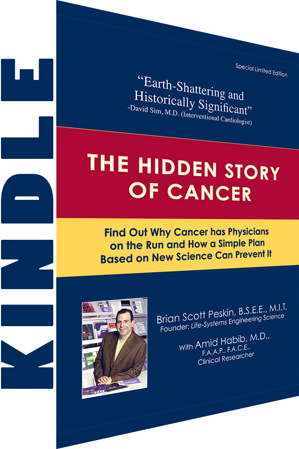 The Hidden Story of Cancer Kindle