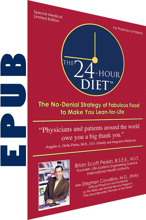 24-Hour Diet (ePub)