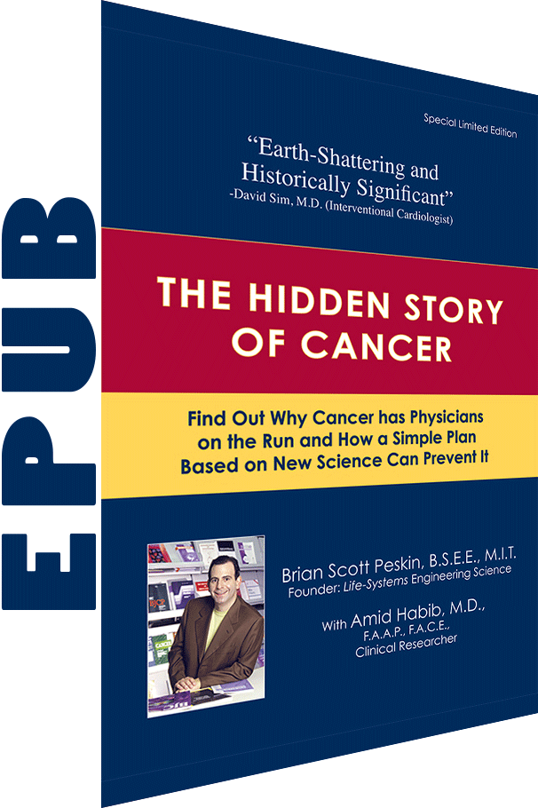 The Hidden Story of Cancer ePub