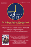 The 24-Hour Diet Softcover